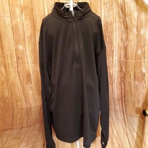 Alpine Design Black Dri Logic Top Sz Large
